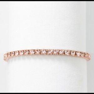 Touchstone Crystal by Swarovski Stretch Bracelet